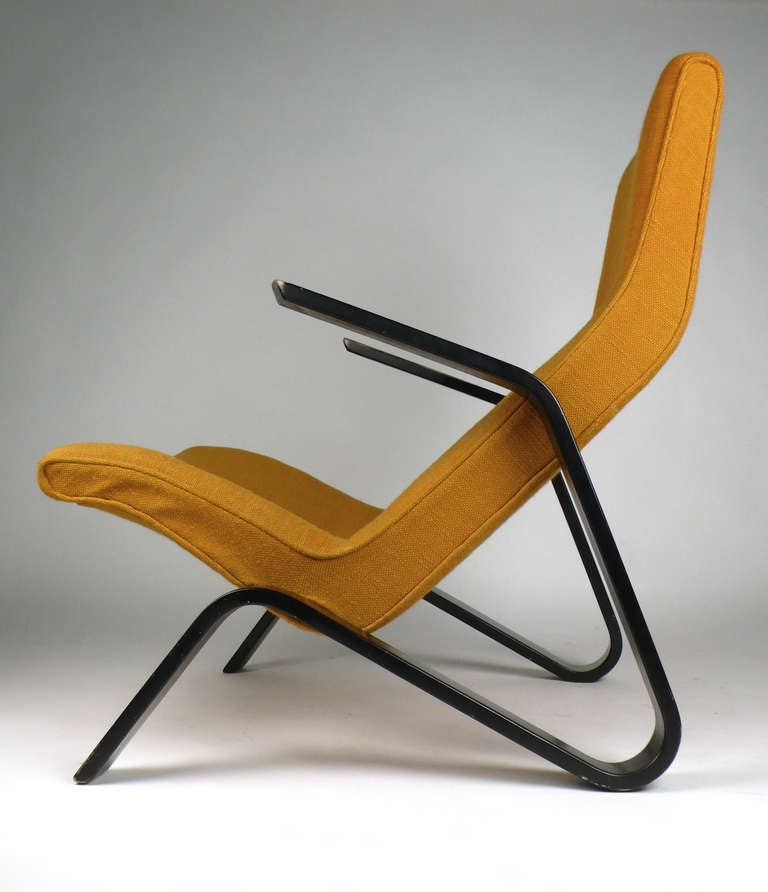 Early Grasshopper Chair by Eero Saarinen In Good Condition For Sale In Dallas, TX
