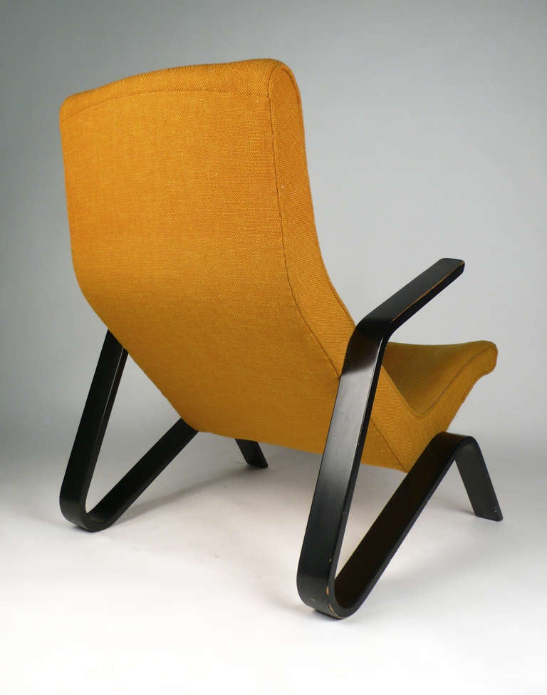 Mid-20th Century Early Grasshopper Chair by Eero Saarinen For Sale