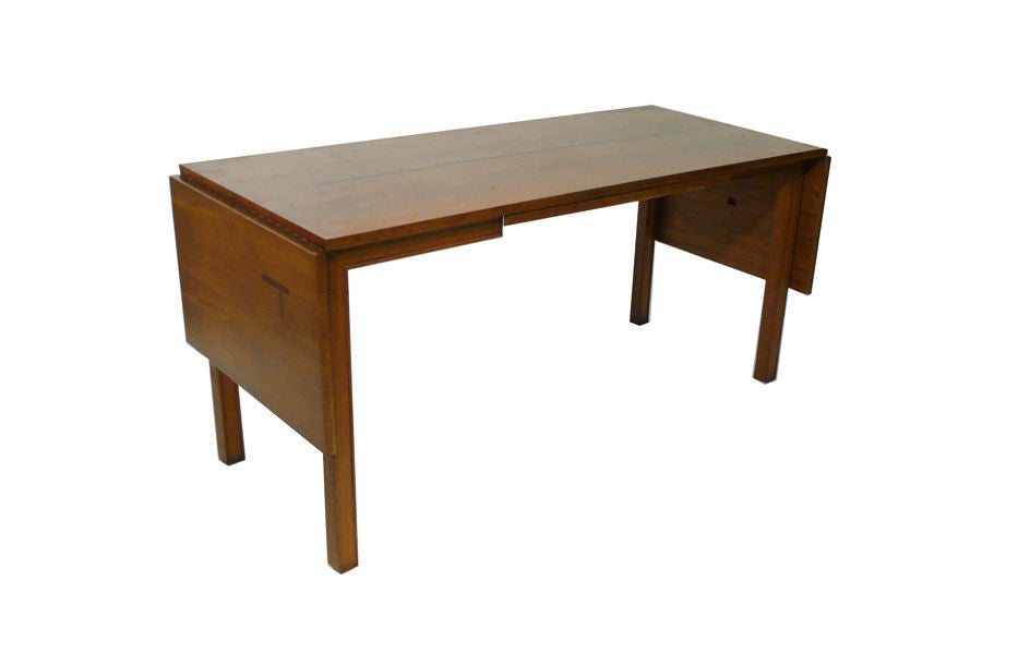 Dunbar Convertible Coffee And Serving Table For Sale At 1stdibs