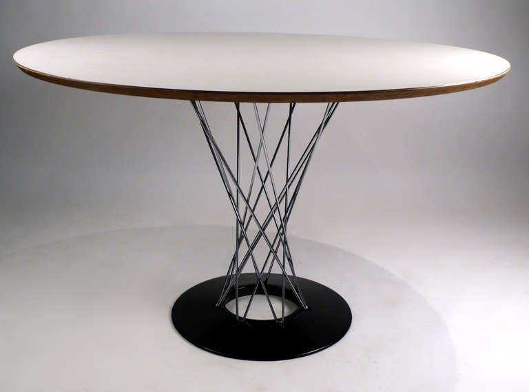 Noguchi Cyclone Dining Table Hivemodern Noguchi Coffee Table 19mm
