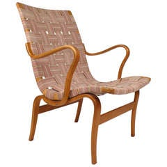 Early Bruno Mathsson Eva Chair