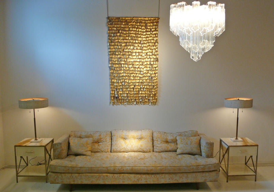 Three Dimensional Olga De Amaral Architectural Tapestry At