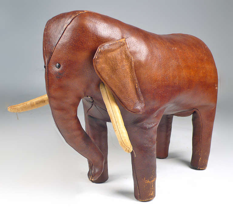 British Abercrombie Elephant For Sale
