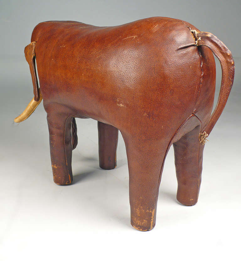 Mid-20th Century Abercrombie Elephant For Sale