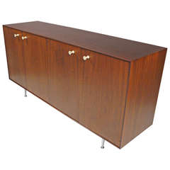 George Nelson Thin Edge Credenza