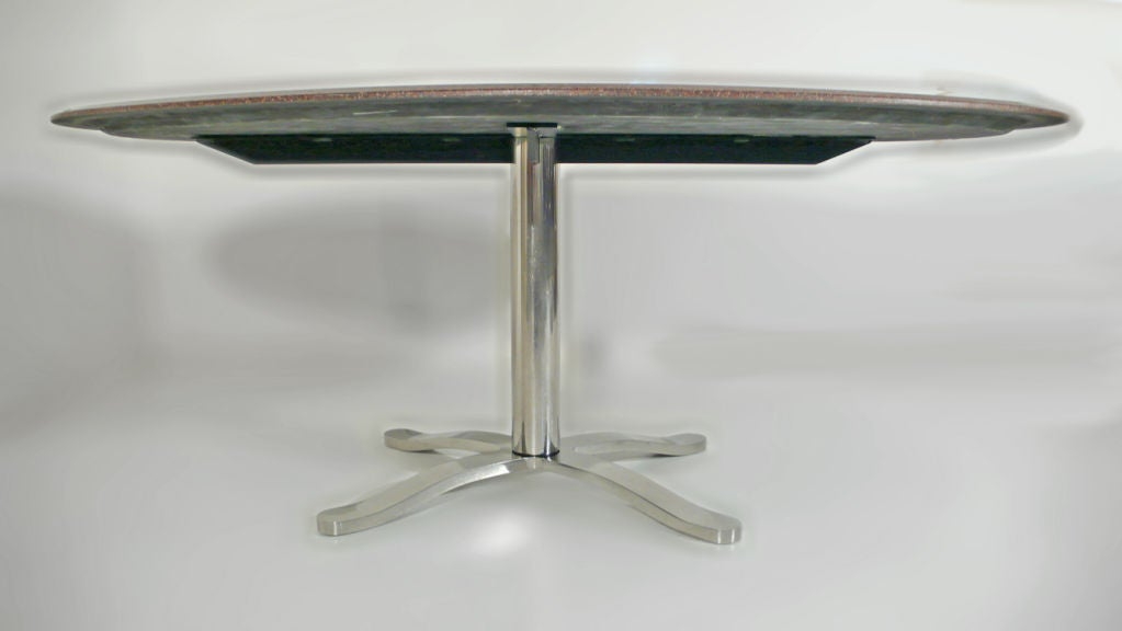 Nicos Zographos Red Granite Table at 1stdibs : 878513065290437 from www.1stdibs.com size 1023 x 576 jpeg 29kB