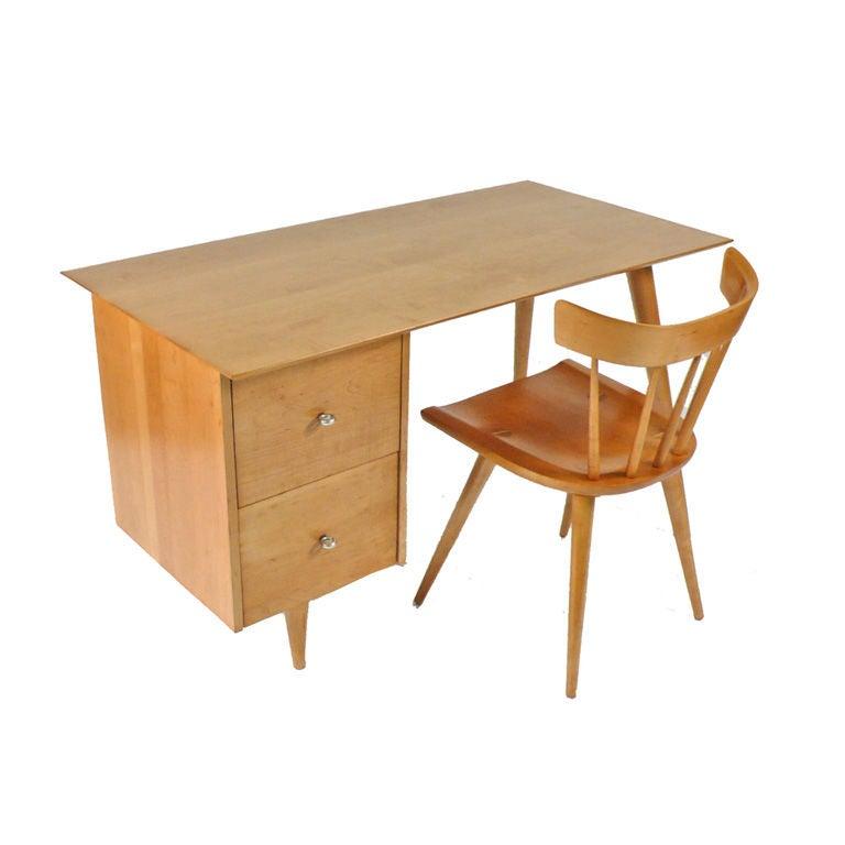 Paul McCobb Desk Chair at 1stdibs