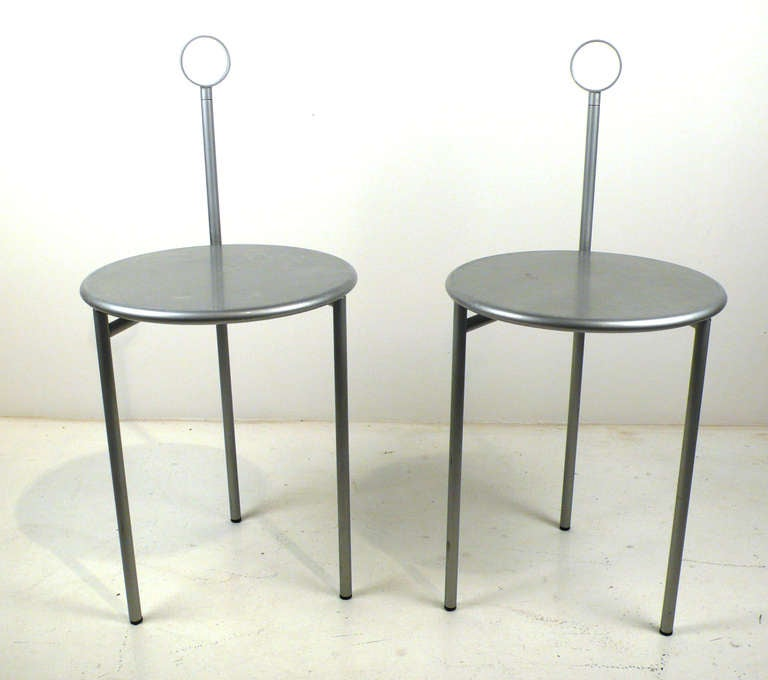 philippe starck mickville chairs at 1stdibs. Black Bedroom Furniture Sets. Home Design Ideas