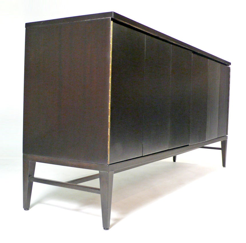 American Six-Door Credenza Designed by Paul McCobb, The Irwin Collection For Sale
