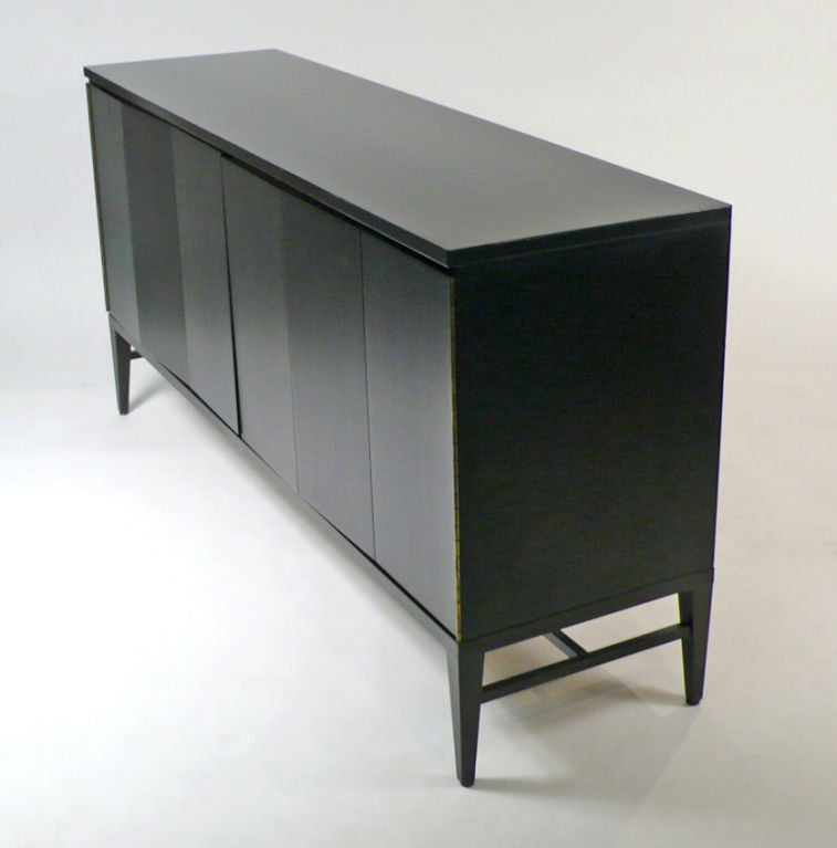 Six-Door Credenza Designed by Paul McCobb, The Irwin Collection In Excellent Condition For Sale In Dallas, TX