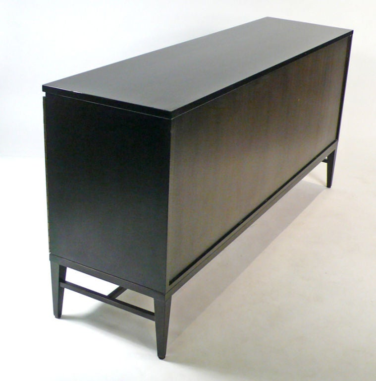 Mid-20th Century Six-Door Credenza Designed by Paul McCobb, The Irwin Collection For Sale