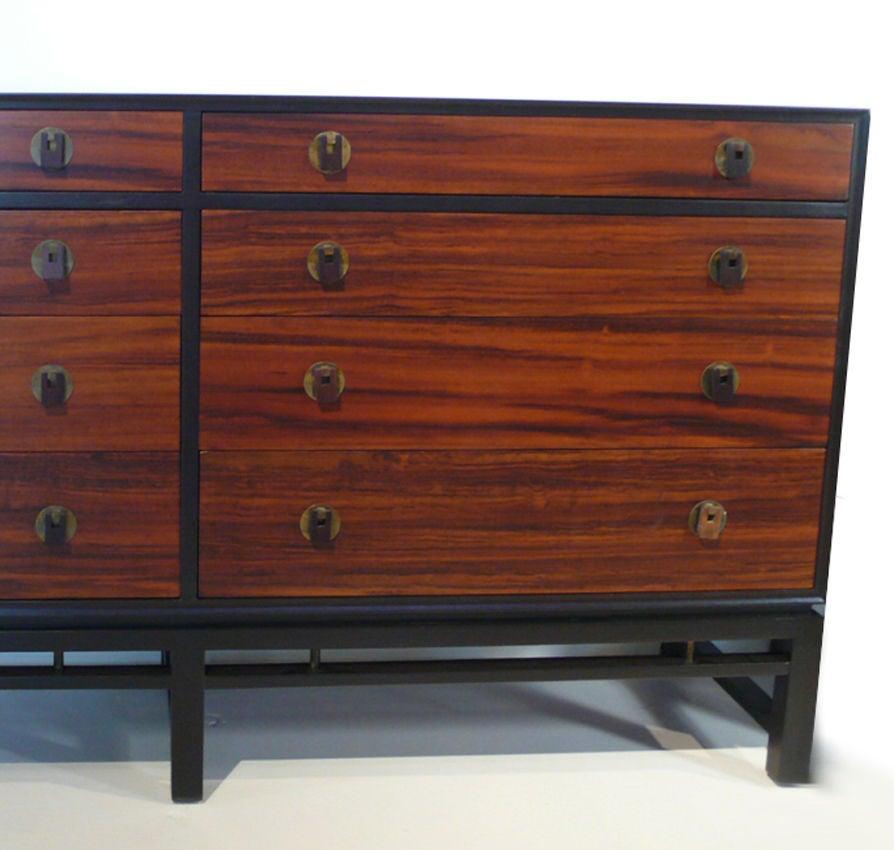 Mid-Century Modern Dunbar Dresser For Sale