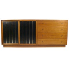 Leather Faced Probber Cabinet