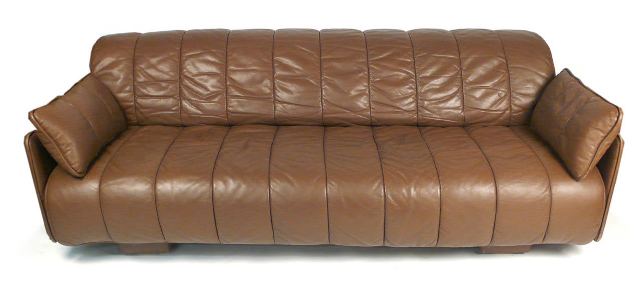Mid Century Modern Convertible Sofa Bed By De Sede For Sale
