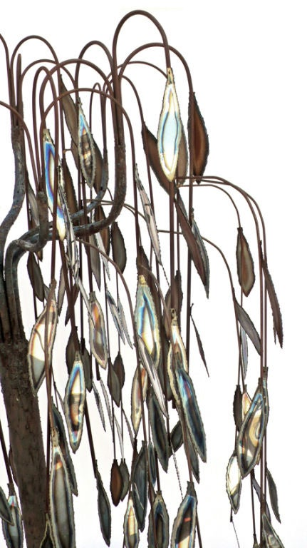 Willow tree sculpture by jere at stdibs