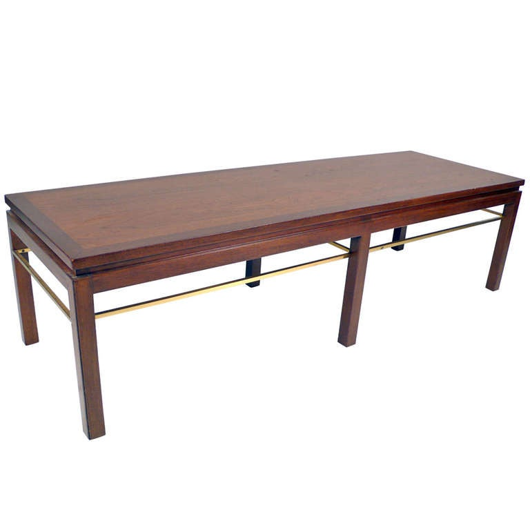 Edward Wormley Coffee Table For Sale