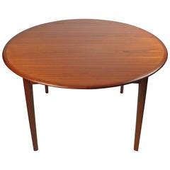 Svend Madsen Danish Modern Extension Dining Table