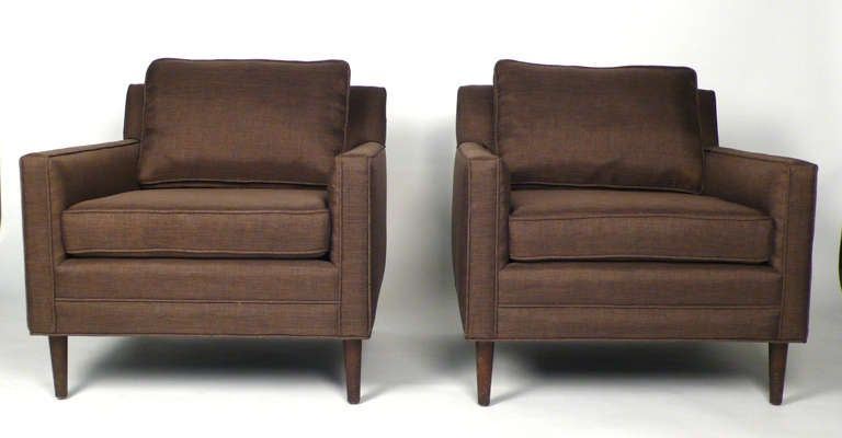 Lounge chairs by Harvey Probber. Excellent condition, price per chair.