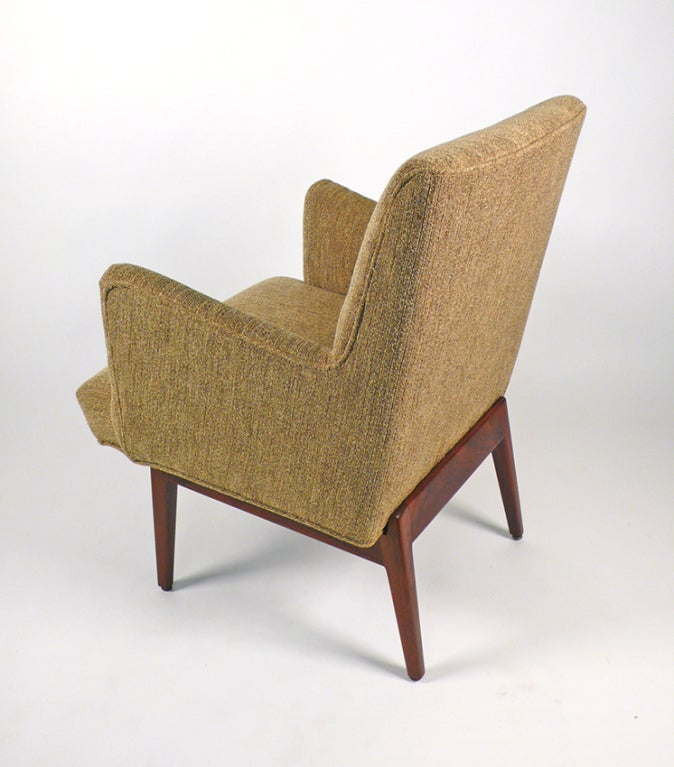 American Beautiful Armchair by Jens Risom For Sale