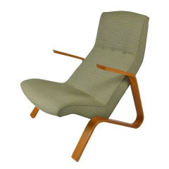 Grasshopper Chair by Eero Saarinen for Knoll Asscocitates