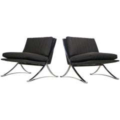 Leif Jacobsen Lounge Chairs