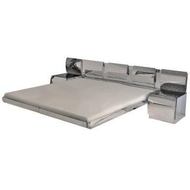 Ello Bed and Nightstands