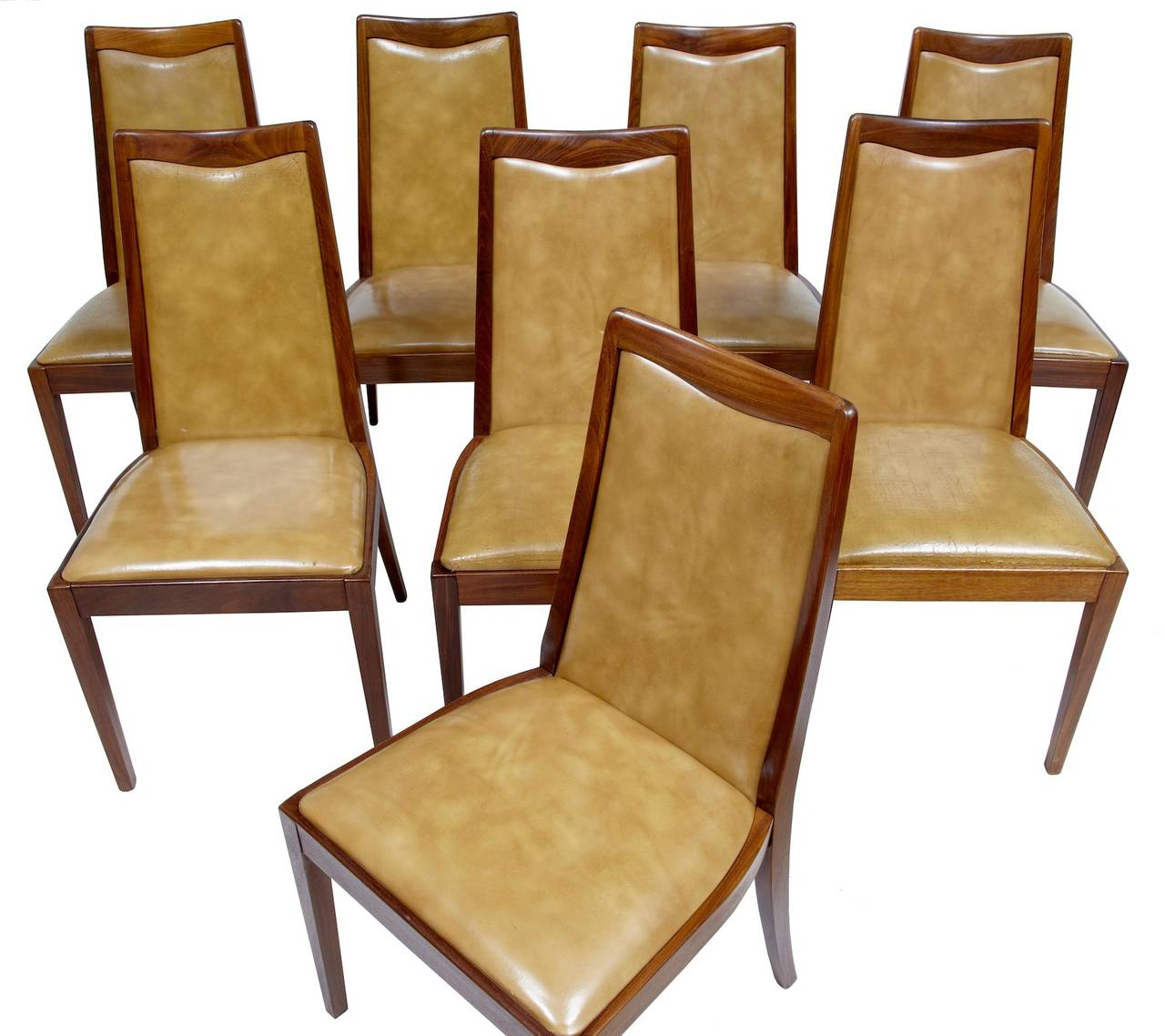 Set Of Eight 1960s Teak Retro G Plan Dining Chairs 2