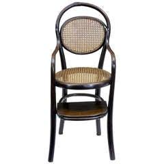 19th Century Antique Thonet Childs Chair
