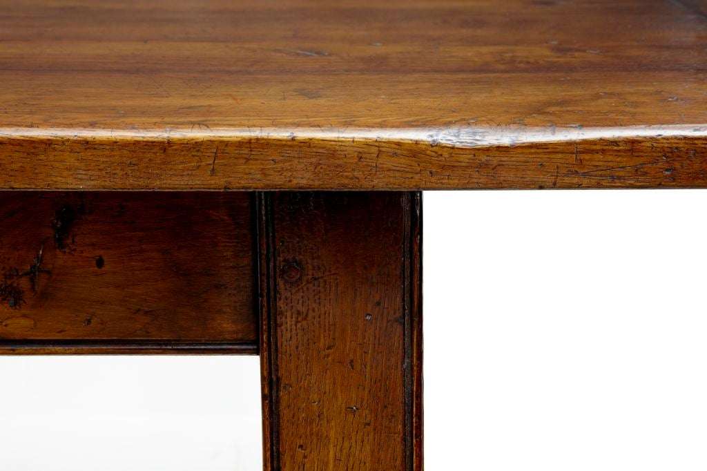 english solid oak farmhouse table seats 10 12 at 1stdibs