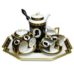 Colonial Coffee Service by Royal Copenhagen Porcelain