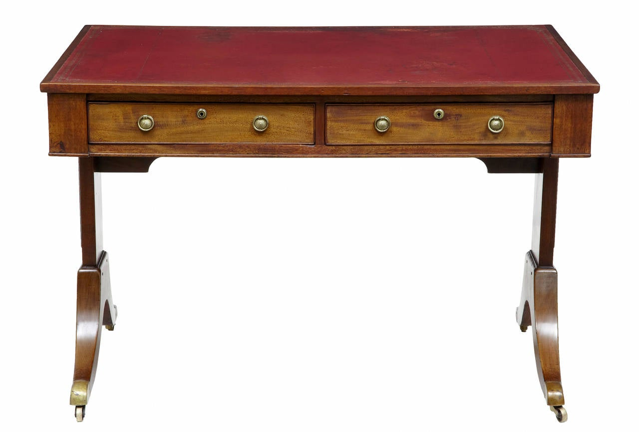antique mahogany writing desk English antique desks & writing tables as we are proud to offer a wide variety of antique desks and writing tables our desks antique style mahogany writing desk.