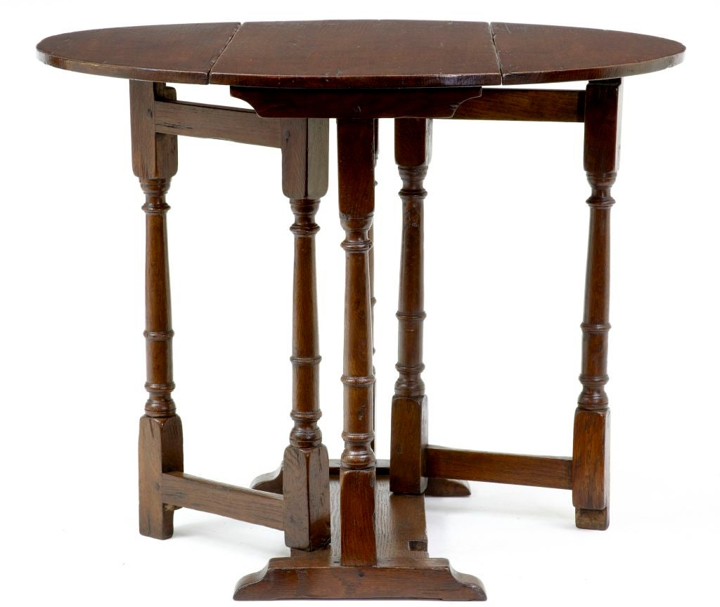 18th century small antique oak table at 1stdibs