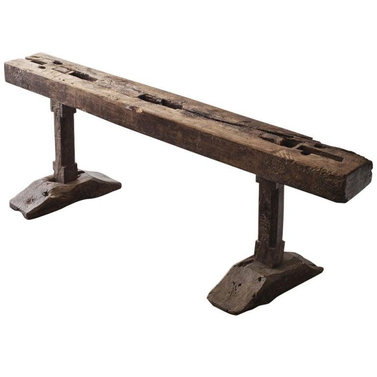 18th century italian bench at 1stdibs