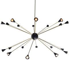 Monumental Italian Sputnik Light