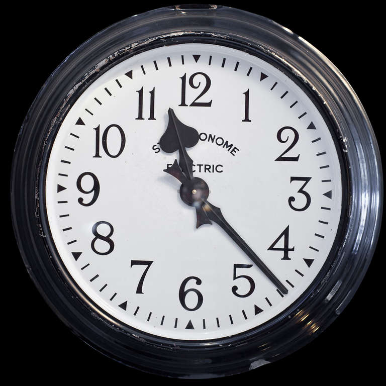 Synchronome Electric Clock              image 3