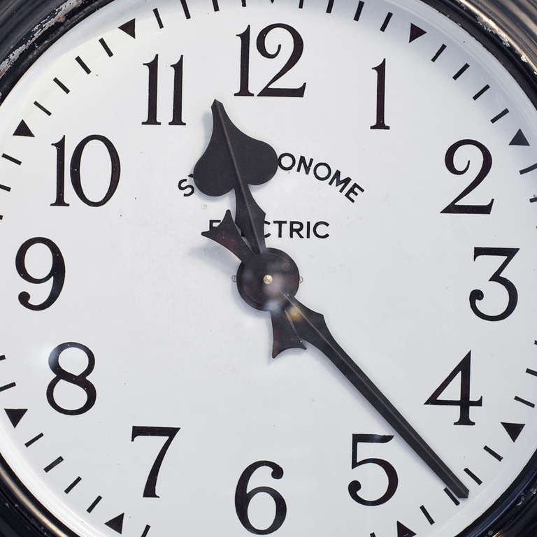 Synchronome Electric Clock              image 2