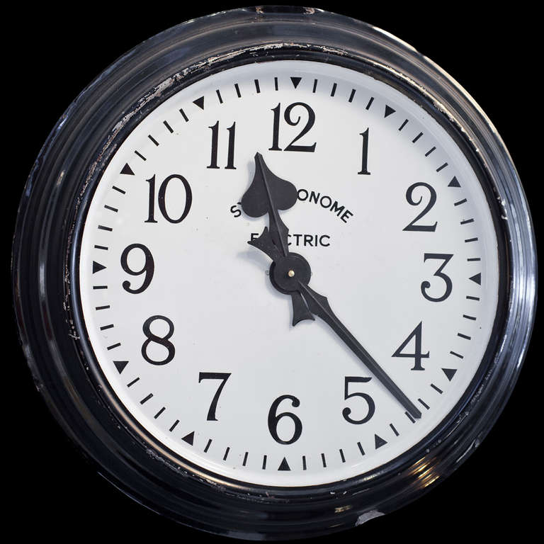 Synchronome Electric Clock              image 5