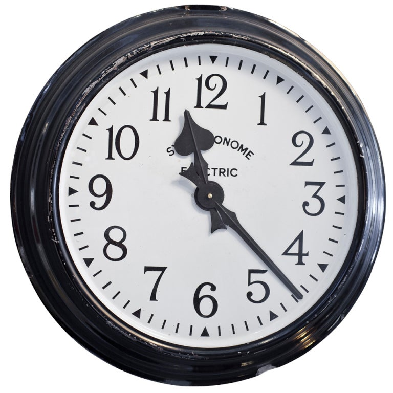 Synchronome Electric Clock