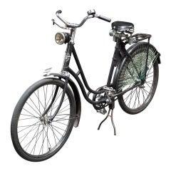 German Cruising Bicycle with Original Parts