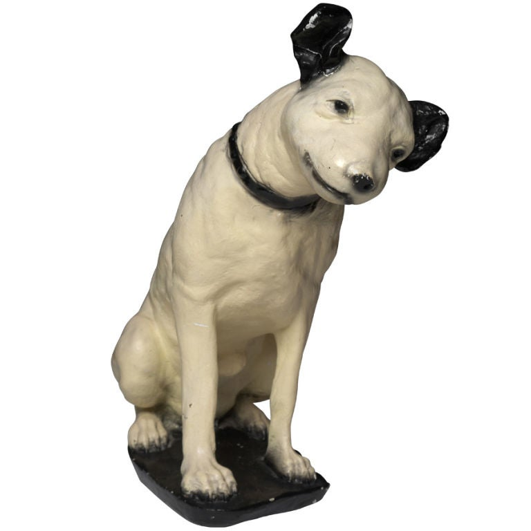 Rca Nipper Dog Collectibles submited images Pic2Fly QycWrzvK