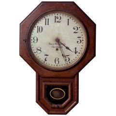 Ball Watch Co. Pendulum Clock