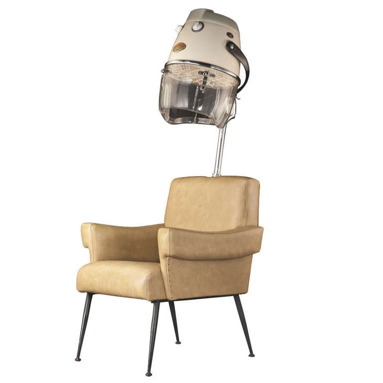 Hair Dryer Chair At 1stdibs