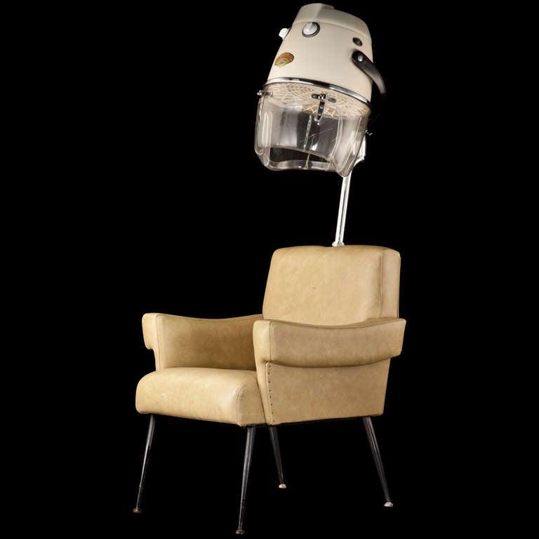 Hair Dryer Chair at 1stdibs