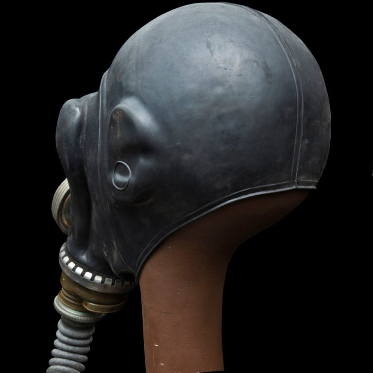 WWII Gas Mask image 6