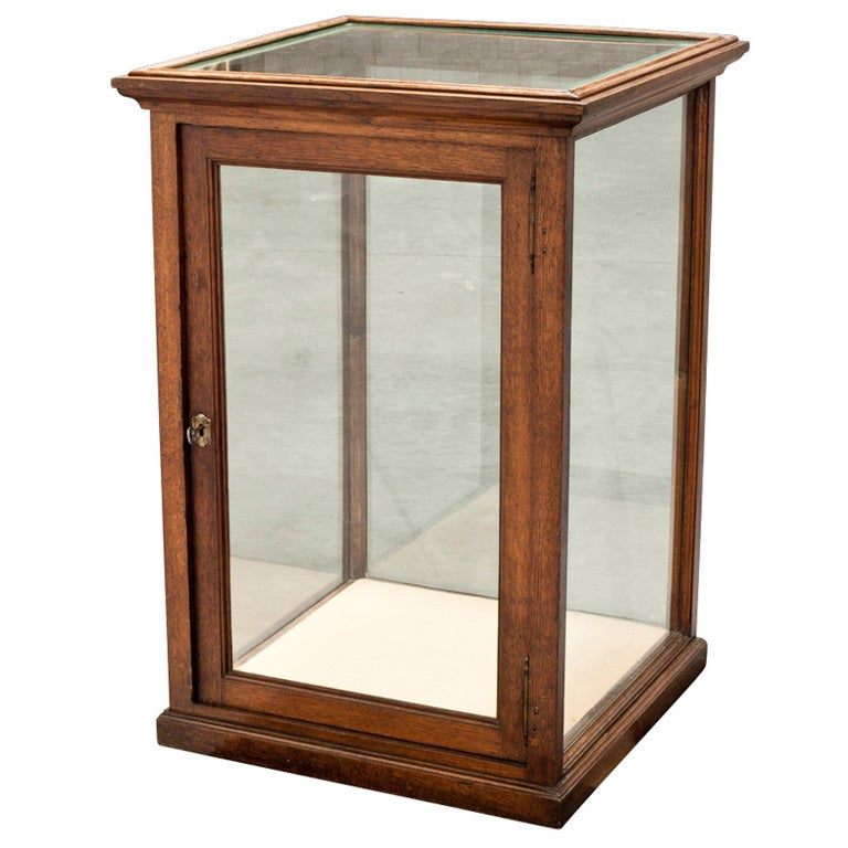 Curved Glass Picture Frame Antique