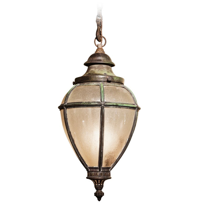 victorian outdoor copper light at 1stdibs