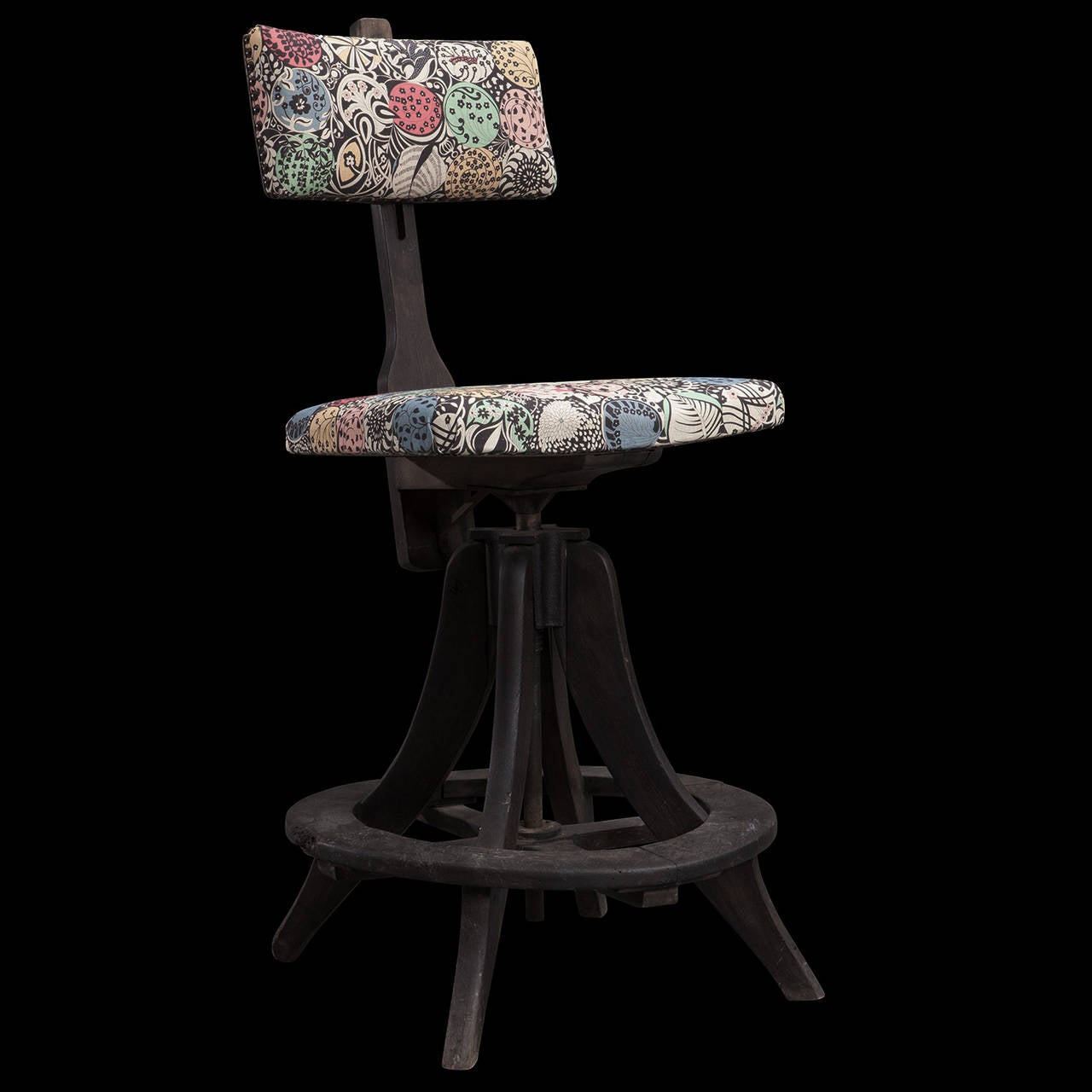 Industrial Painter S Stool For Sale At 1stdibs