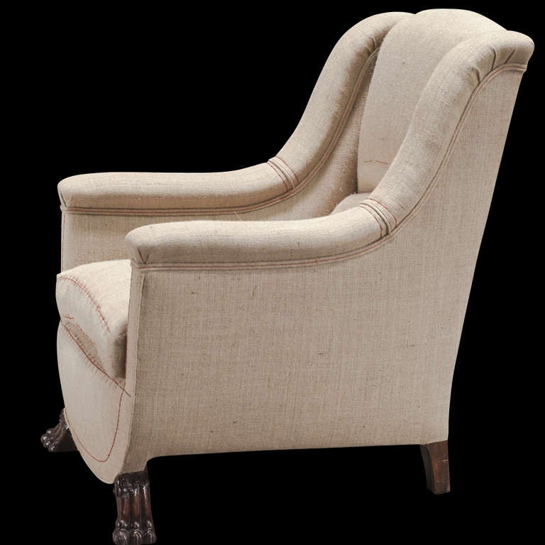 A Pair Of Period French Chairs With Missoni Fabric At 1stdibs: Pair Of English 19th Century Chairs At 1stdibs