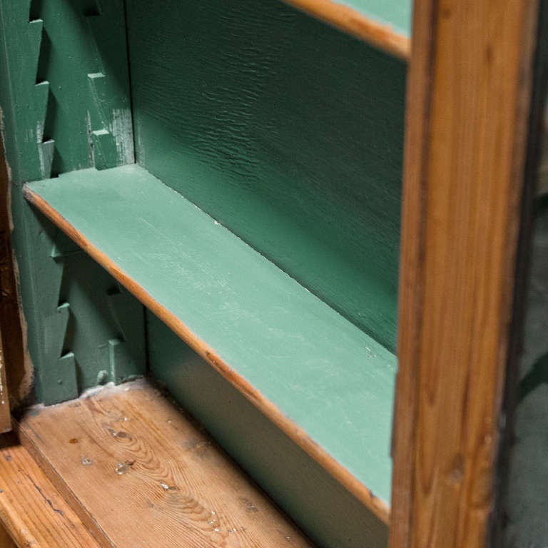 English Apothecary Cabinet For Sale 1