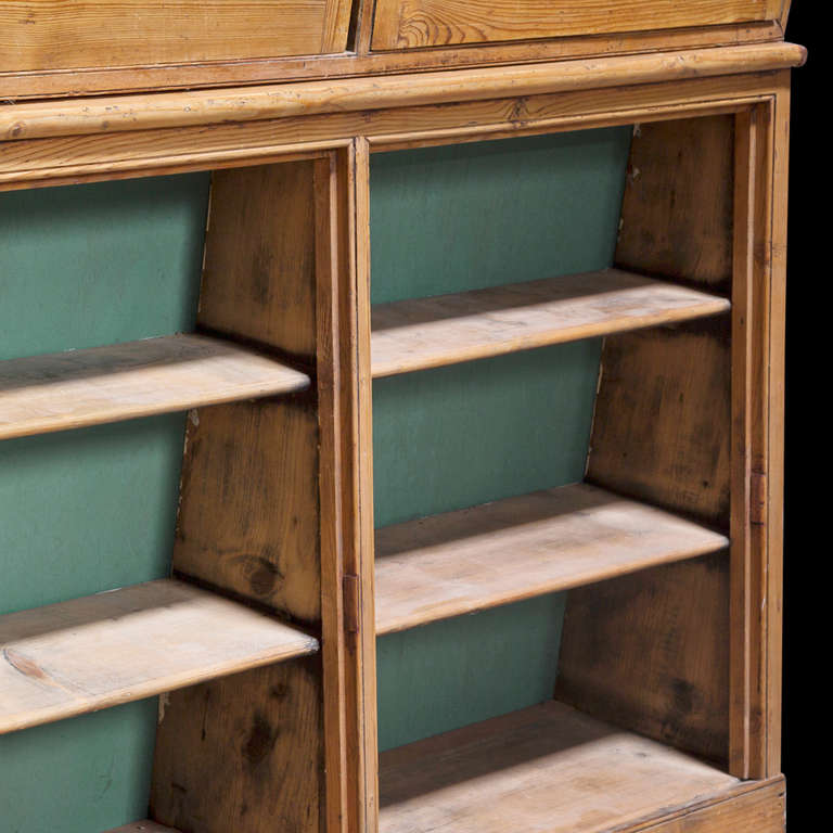 English Apothecary Cabinet For Sale 4